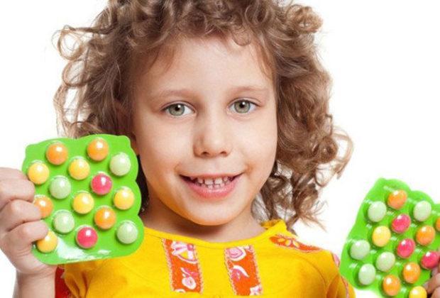 Cele mai bune vitamine pentru copii
