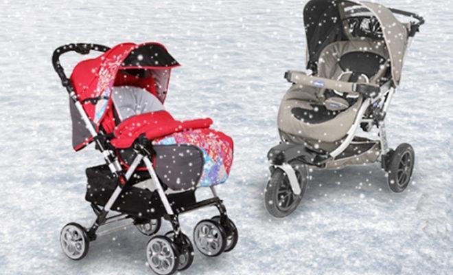 Cele mai bune cărucioare pentru iarnă