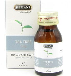 Ulei de arbore de ceai Hemani