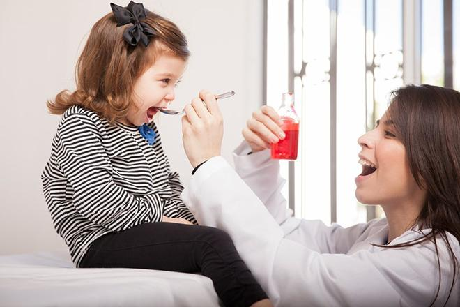 Cele mai bune siropuri pentru tuse pentru copii