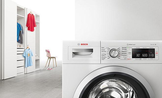Cele mai bune mașini de spălat Bosch