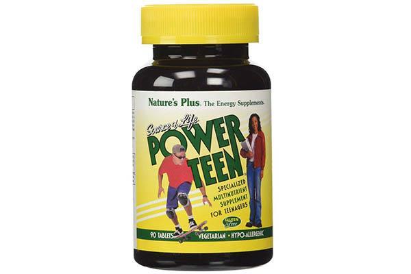 Naturi plus putere-adolescență