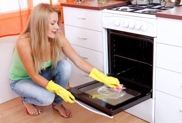 Cei mai buni detergenți pentru cuptor