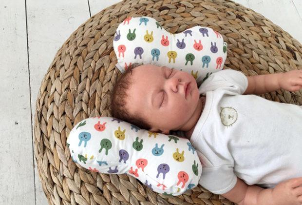 Cele mai bune perne ortopedice pentru nou-născuți